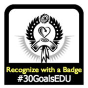 Goal: Recognize Someone with a Badge