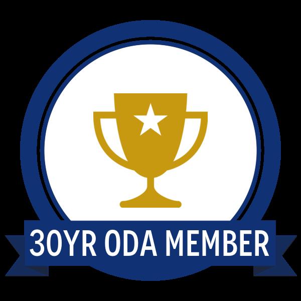 30 Year Oregon Dental Association Member