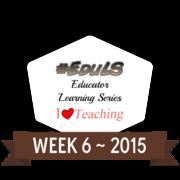EduLS Week 6 2015