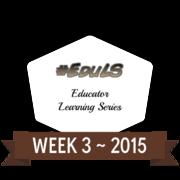 EduLS Week 3 2015