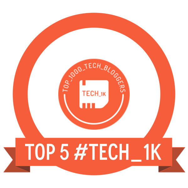 Tech_1k #1 badge icon