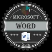 Word Online Level 1