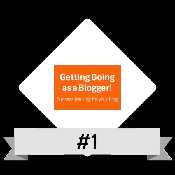 Prolific Blogging badge icon