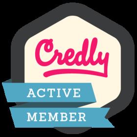 Credly Member