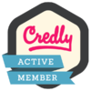 badge image for Credly Member