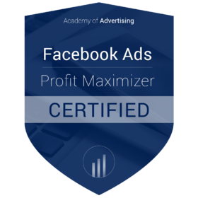 Facebook Ads Profit Maximizer Bootcamp Specialist
