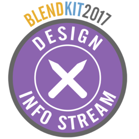 BlendKit2017: Design – Info Stream Contribution