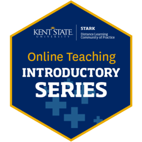 Online Teaching Introductory Series