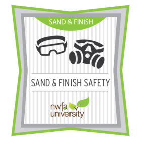 Sand & Finish Safety