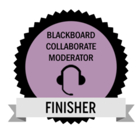 Blackboard Collaborate Moderator Finisher