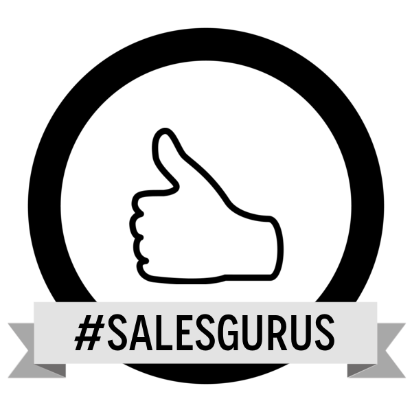 #salesgurus 2016 badge icon