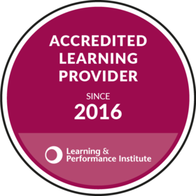Accredited Learning Provider