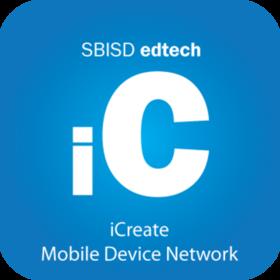 iCreate iOS Mobile Device Network