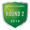 badge image for Round 2 Competitor 2014
