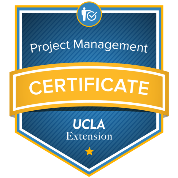 Ucla Extension Project Management Powered By Credly