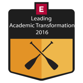 Leading Academic Transformation Advisory Committee 2016