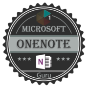 OneNote Level 1