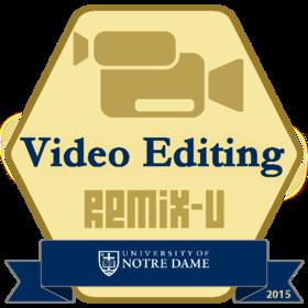 Remix: Video Editing