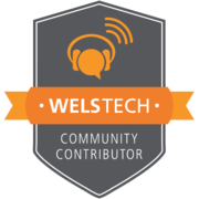 WELSTech Community Contributor