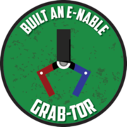 "Built An e-NABLE ""Grab-Tor"""