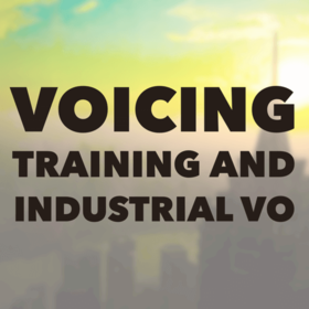 Voicing Training And Industrial VO