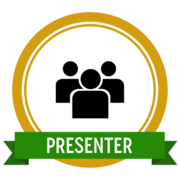 Presenter Digital Badge
