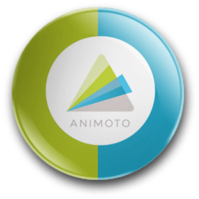 Animoto Badge