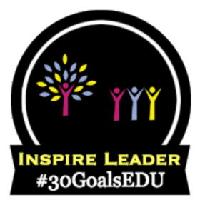 Inspire Leader for The 30 Goals Challenge