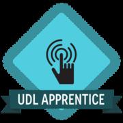 UDL Apprentice