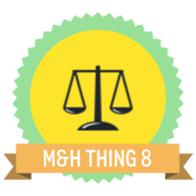 M&H Thing 8 - Licensing for data reuse