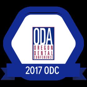 2017 Oregon Dental Conference