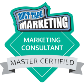Duct Tape Marketing Master Consultant