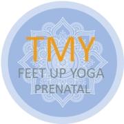 FEET UP YOGA-PRENATAL
