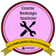 Course Redesign Institute