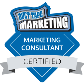 Duct Tape Marketing Certified Consultant
