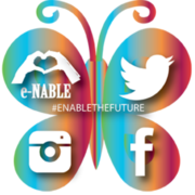 e-NABLE SOCIAL BUTTERFLY