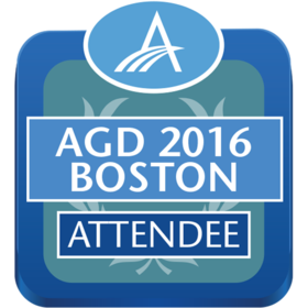 AGD 2016 Attendee