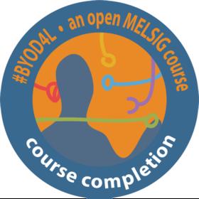 BYOD4L: Course Completion