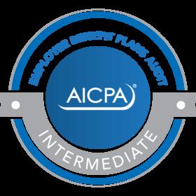 Intermediate Employee Benefit Plans Audit Certificate