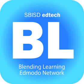 Completed Blending Learning with Edmodo Mission