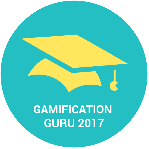 Gamification Guru 2017 badge icon