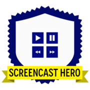Create and Share Screencasts
