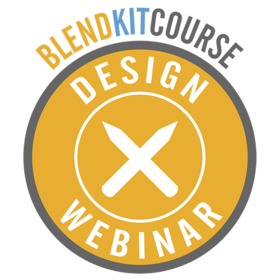 BlendKit2014: Design - Webinar