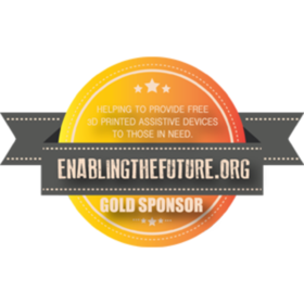 ENABLINGTHEFUTURE.ORG Website GOLD SPONSOR