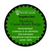 Mendoza Career-Ready