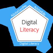 Adobe Generation Professional: Digital Literacy, Creativity & Communication