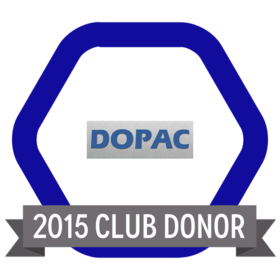 2015 DOPAC Club Donor