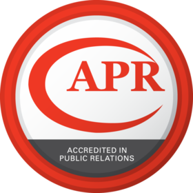 Accredited in Public Relations (APR)