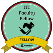 ITT Faculty Fellow (2014-15)