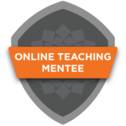 Online Teaching Mentee